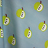 apples fabric by Carolina Harris on Etsy