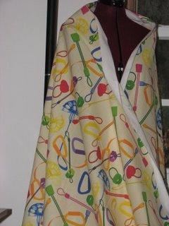 Gwen's fabric
