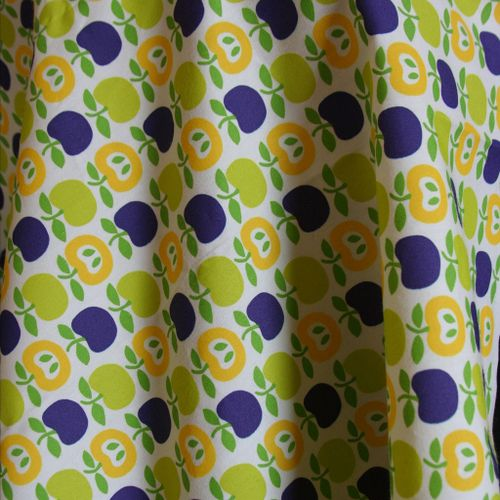 Golden Delicious fabric by Rachel Moorman