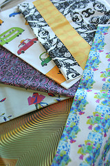 Contest fabrics