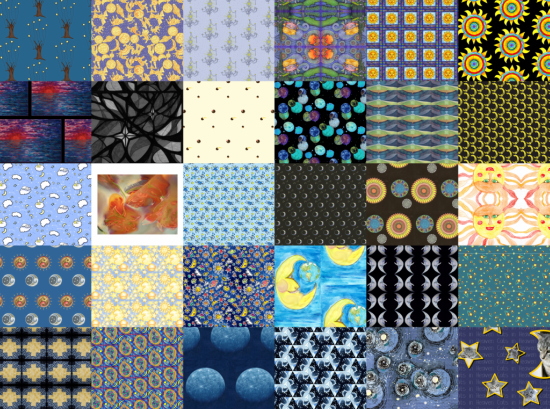 Vote for your favorite fabric design