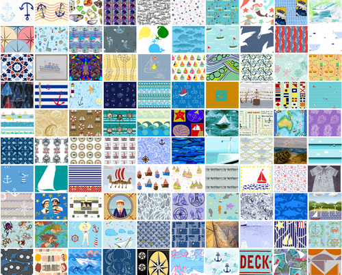 Vote for nautical fabrics!