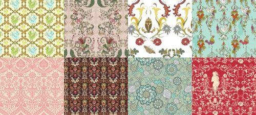 Rococo collage 2