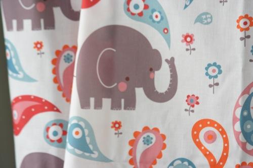 Elephant-paisley