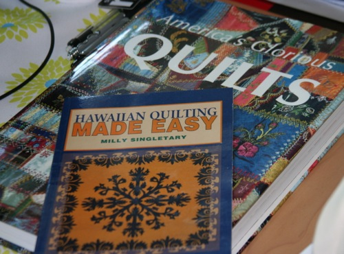 Quilting-books