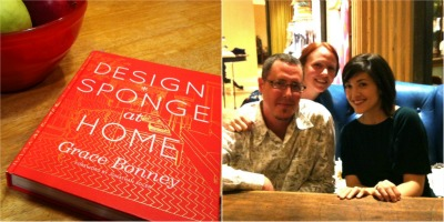 Sign up for a chance to win the Design*Sponge book
