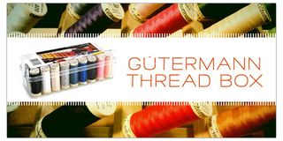 Gutermann Thread box