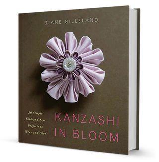 Kanzashi Book by Diane Gilleland