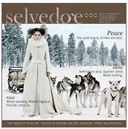 Selvedge sewing magazine