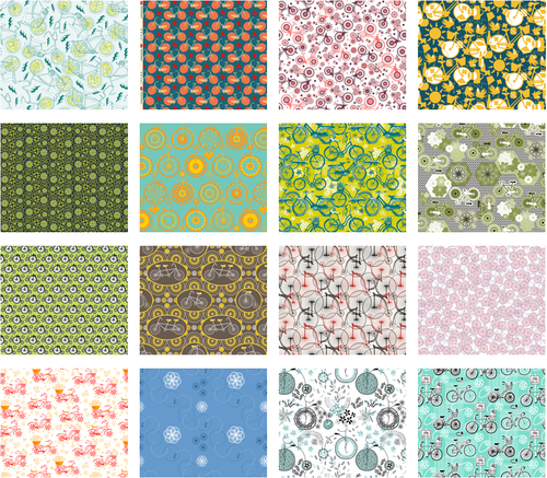 Vote for your favorite bicycle fabrics