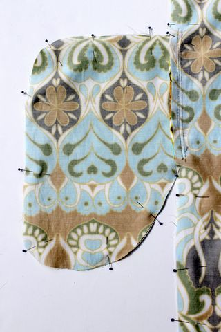 Sewing panels