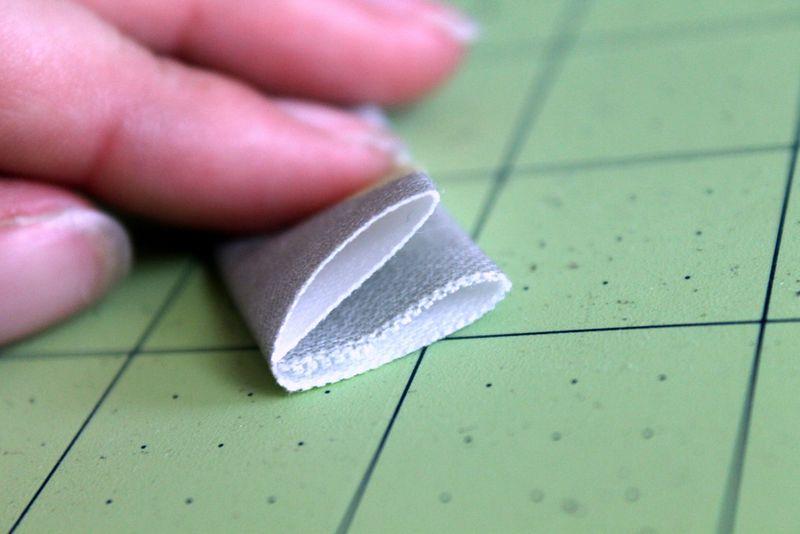 Folding strip