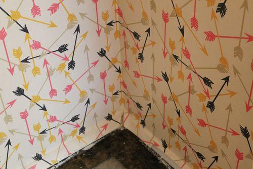 untrimmed wallpaper