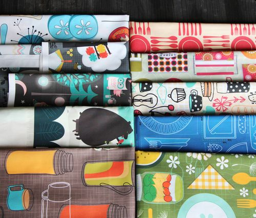 Picnic Fat Quarter