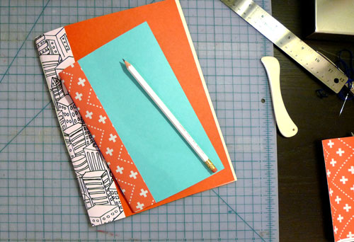 cloth book binding