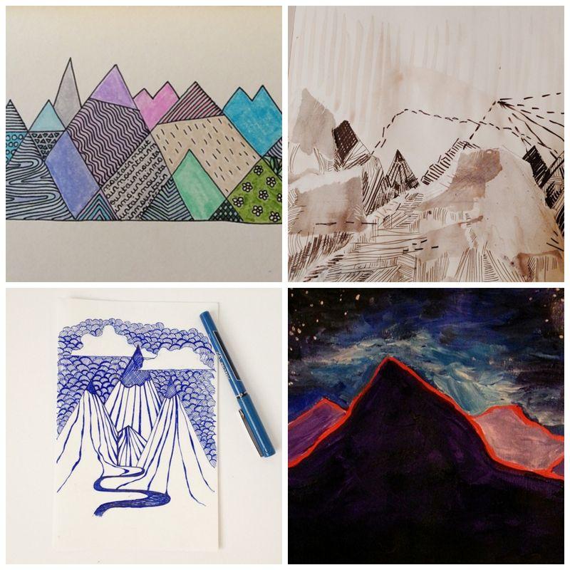 SpoonChallenge: Your Drawings From Week 1