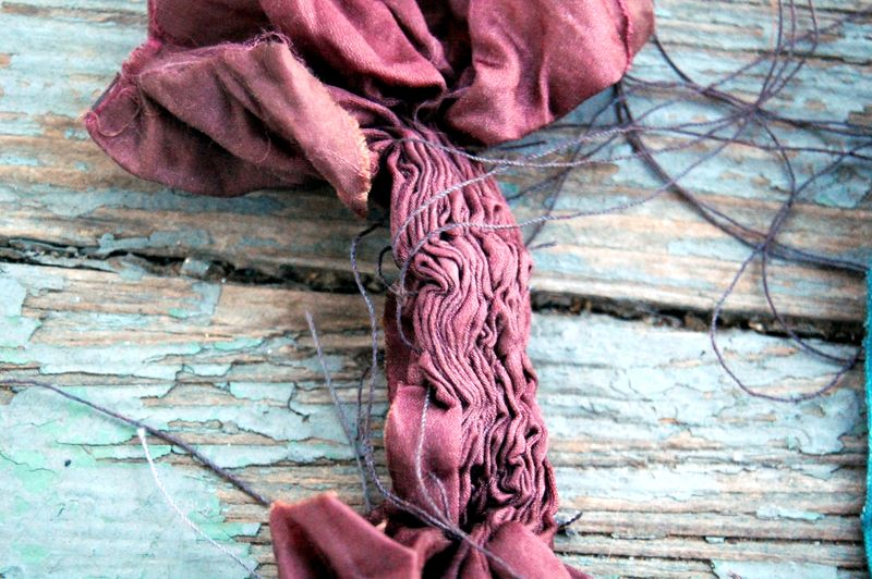 Dyed Fabric