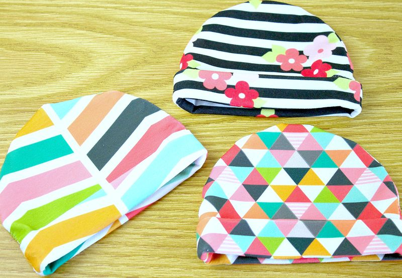 Baby hats 2