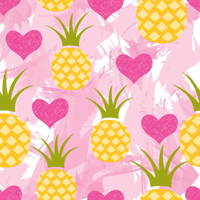Ananas-by--chickaprint