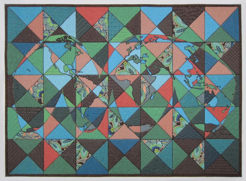 """Judith Ahlborn's """"Le Monde"""""""