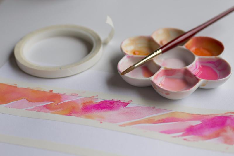 #Spoonchallenge Designer Emily Sanford Watercolor Example